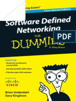 Software Defined Networks for Dummies
