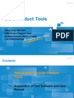 GSM Product Tools