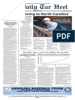 The Daily Tar Heel for Apr. 23, 2015