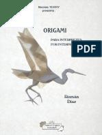 135829377 Origami for Interpreters by Roman Diaz