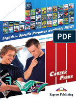 ESP English for Specific Purposes Career Paths Leaflet 53284f23c9090