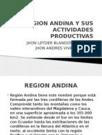 REGION ANDINA Y SUS ACTIVIDADES PRODUCTIVAS.pptx