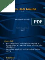 P Abses Hati Amuba (3A)