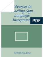 23042015 Advances in Teaching Sign Language Interpreters Chp1
