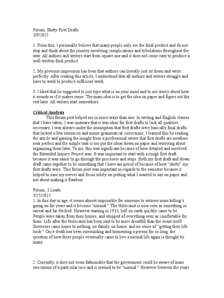 Literature review sample turabian