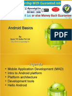 What is Android - Basic Fundamentals