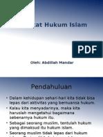 Hakekat Hukum Islam