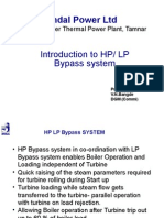 HP LP Bypass
