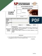 F-modelo de Examen Parcial Ss