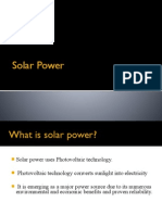 Solar Panel Final Ppt 11 Sept