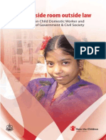 A Study on Child Domestic Worker and the Role of Government Civil Society1