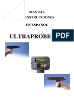 Up-9000 Manual Spanish