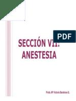 Tema 19 Anestesicos Generales