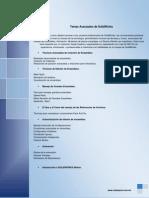 Temas Avanzados de SolidWorks