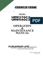 Unic Urw376c2ag_urw540c2ag Operation Manual