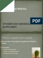 Vitamin Mineral GOOD