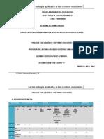 Tabla de Evaluación de Software Educativo
