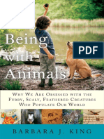Being With Animals by Barbara J. King - Excerpt