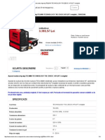 Aparat Sudura Tig Wig Telwin Technology Tig 230 Dc-hf_lift-resigilat