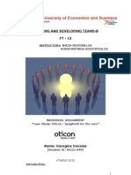 Oticon Analysis