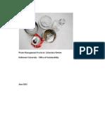 Waste Management Literature Review Final June 2011 (1.49 MB)