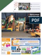 Krant Van Gouda, 23 April 2015