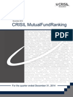 CRISIL Mutual Fund Ranking Booklet Dec2014