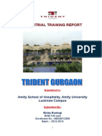 Trident Gurgaon
