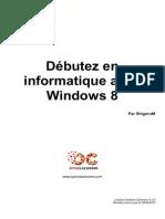 Debutez en Informatique Avec Windows 8