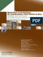 Livre PDF Fr Livre Viollet Le Duc Bat 07 2014.1