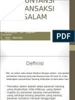 transaksi salam