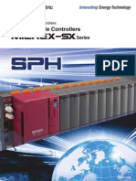 MICREX-SX Programmable Controllers MICREX-SX Series SPH Catalog