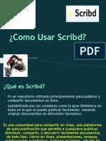 ¿Como Usar Scribd?