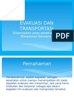evakuasi & transportasi