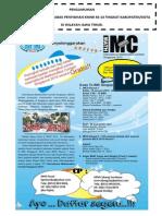 10. Pengumuman Babak Penyisihan Kmnr-10 Kab-kota Lumajang