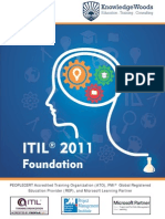 ITIL 2011 Foundation Handbook