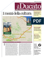 Ducato - Speciale Festival del giornalismo culturale