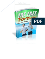 Fat Free Forever eBook
