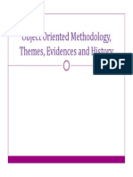 Object Oriented Methodology
