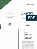 KUPER, Adam. Cultura - A Visão Dos Antropólogos (Caps. 3,5,6,7)