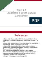 2009 Leadership