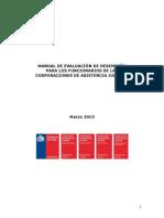 Manual Evaluacion Desempeno 2013