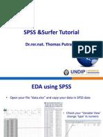 Spss & Surfer Tutorial (1)