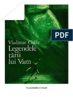 Vladimir Colin - Legendele Tarii Lui Vam v1.0