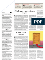 Editorial Nucleares y No Nucleares de Rosaura Barahona