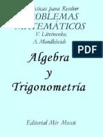 Práticas Para Resolver Problemas Matematicos_Algebra e Trigonometria_ed MIR