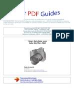 Manual Do Usuário Kodak Easyshare p880 p
