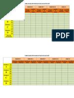 Tabel Hasil Pengukuran Data Kuantitatif