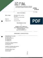 Media Case - Nahimana et al. Rwanda Tribunal