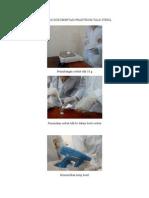 Lampiran Dokumentasi Praktikum Talk Steril